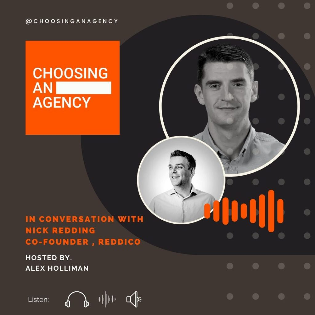 Episode Eight, Choosing an Agency Podcast 3