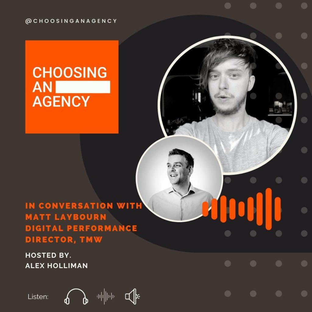 Episode Six, Choosing an Agency Podcast 5