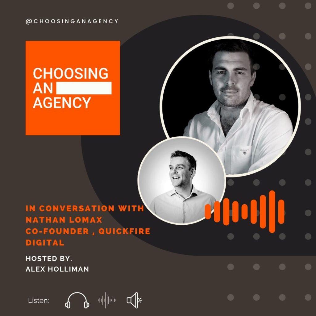 Episode Seven, Choosing an Agency Podcast 4