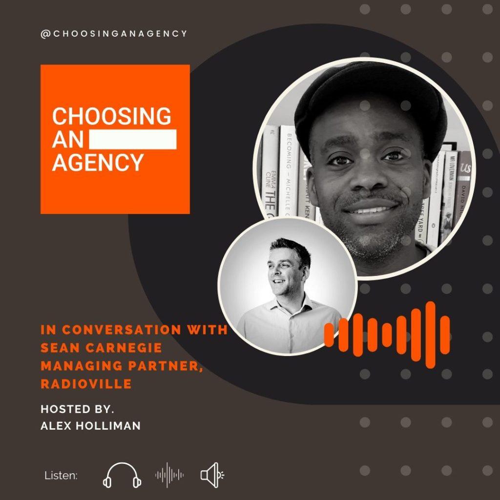 Episode Ten, Choosing an Agency Podcast 1